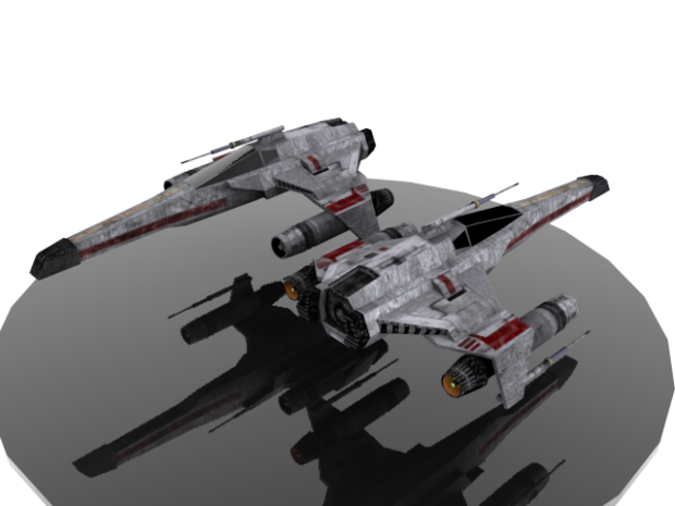 Our new E-Wing