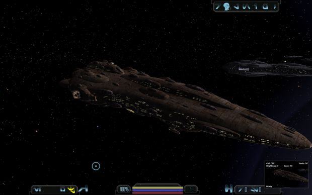 Updated Mon Calamari Cruiser Textures
