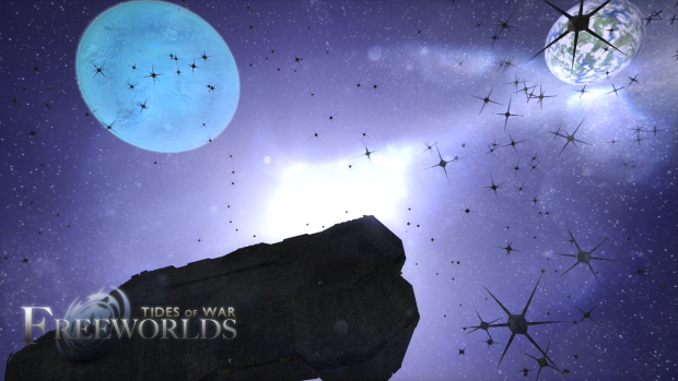 Vistas of Freeworlds: Tides of War