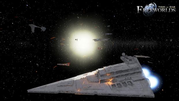 Epic Space Battle
