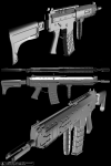2009.10.11 - weapon_ak5 high-poly