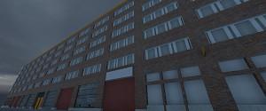 redBldg northeast facade - b.573