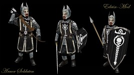 Arnor infantry