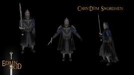Carn Dûm Swordmen