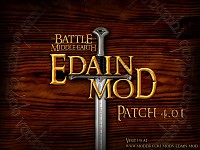 Edain Demo Patch 4.01 released!