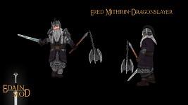 Ered Mithrin-Dragonslayer