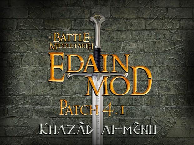 Edain Patch 4.1