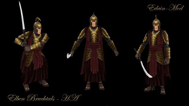 Rivendell Soldiers of the Third Age - Heavy Armor