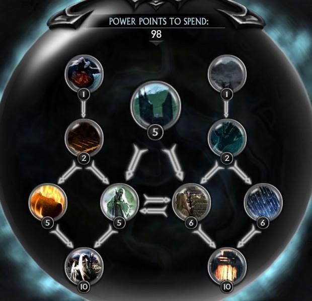 Isengard spellbook