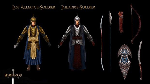 Last Alliance-Soldier and Imladris-Soldier