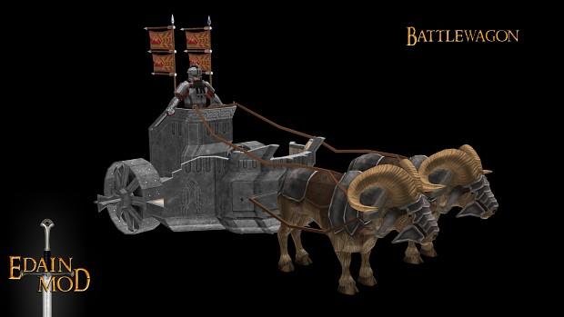 Battle Wagon - Work In Progress