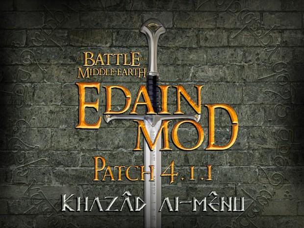 Edain Patch 4.1.1