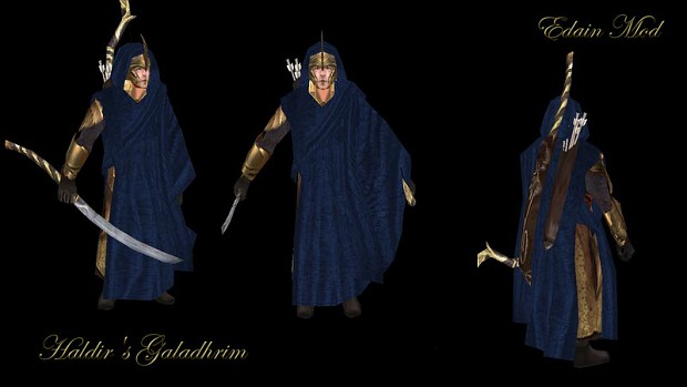 Haldir and his Galadhrim