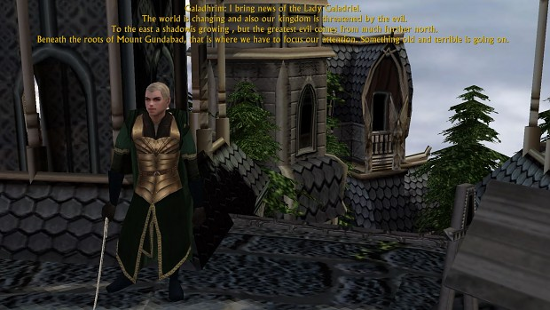 Create a Hero: Elven Lord