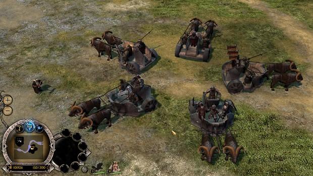 Sneak Peek: New Battle Wagon Upgrades