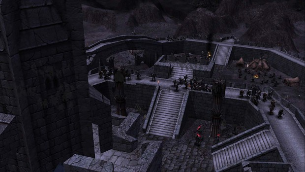 Fortress of Cirith Ungol