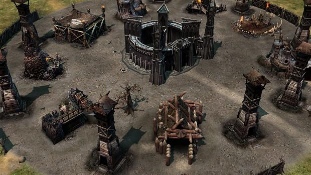 Isengard Base