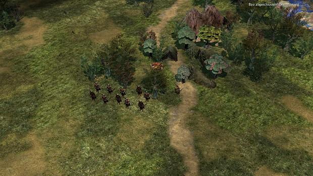 Gondor Ranger Camp