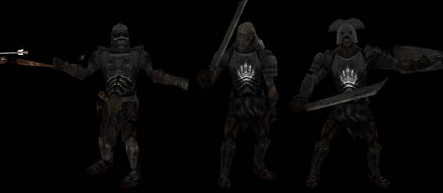 Uruk Captains