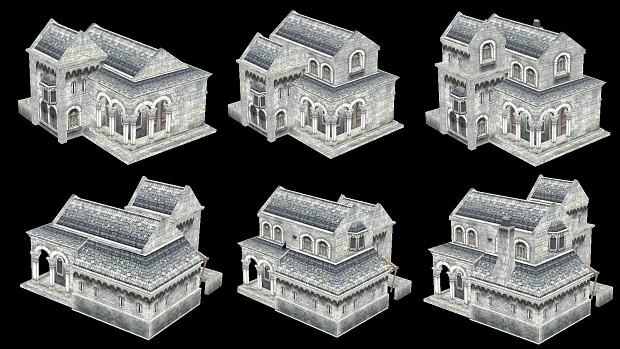 Gondor Houses