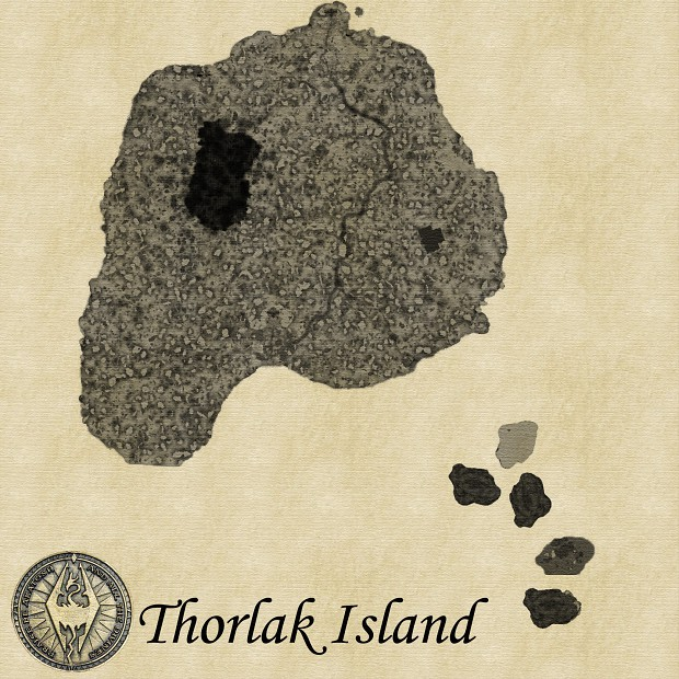 Thorlak Island Map