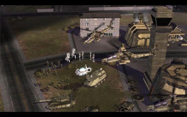 Novus Alliance Units Ingame