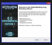 HZM Coop Mod 6.0 Experimental Installer