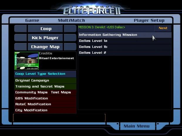 Updated Callvote Menu
