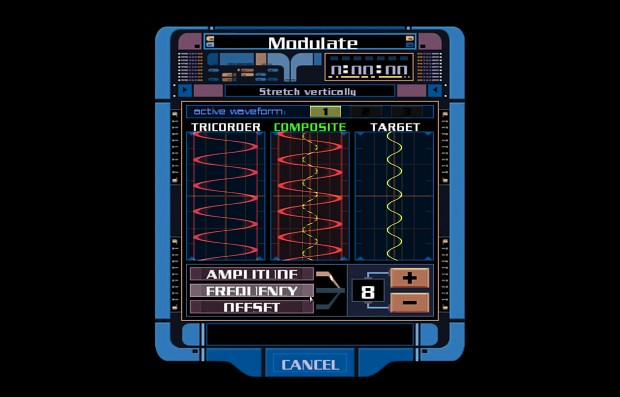 Tricorder Puzzles