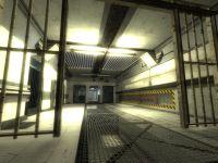 Prison Hallway Block A7