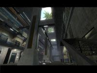 Prison Hallway / Cellblock