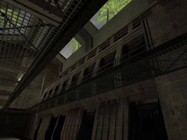 Prison Interior Design 2