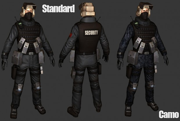 Light Guard - Textured
