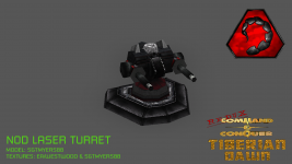 Nod Laser Turret (Model Update)