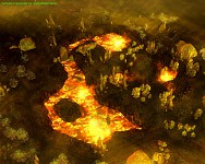 Improved Volcano Effects