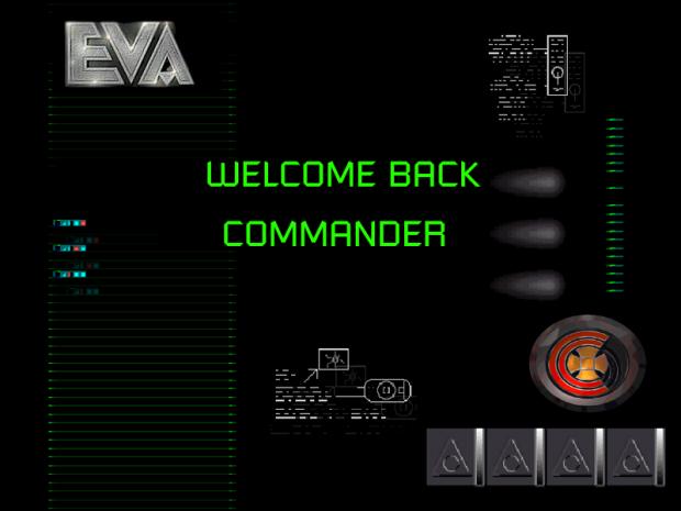 Welcome Back Commander!