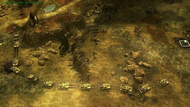 Medium Tank Rush