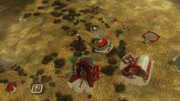 Tiberian Dawn Redux v1.44 In-Game Screenshots