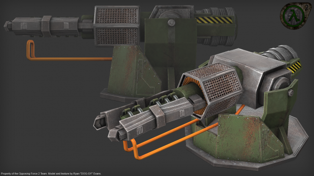 OF2 - GAUSS-2 Cannon