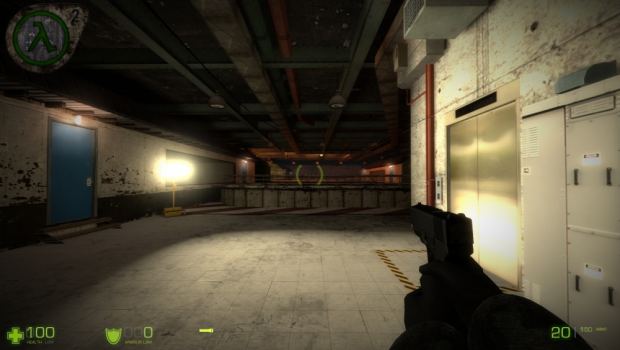 OF2 - Urban Chaos (Sewers) image - Opposing Force 2 mod for