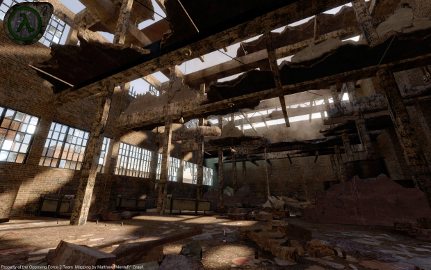 OF2 - Urban Chaos (Abandoned Warehouse)