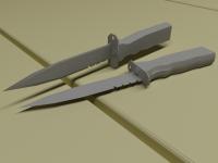 Molniya (gun-knife)