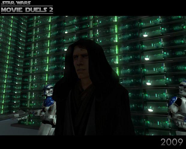 Attack On The Jedi Temple - Episode 3