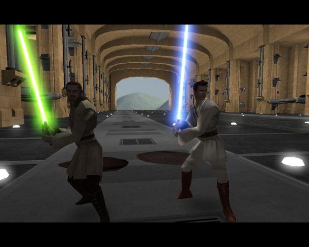 Starwars movie duels