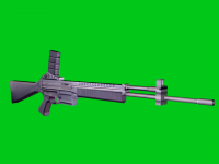 Robinson Armaments M-96 Bren Style Configuration
