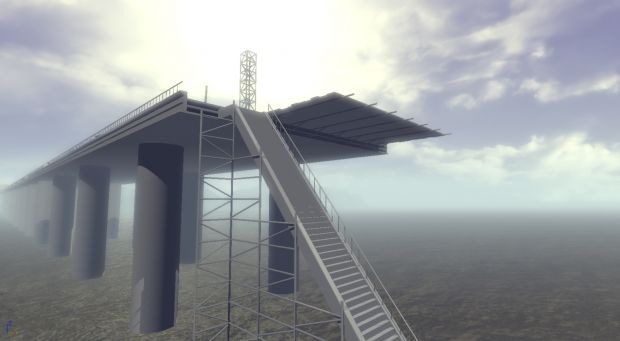 Great Naruto Bridge - uncompleted version - W.I.P.
