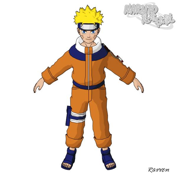 Naruto - character update