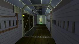 Cargo Car Interior