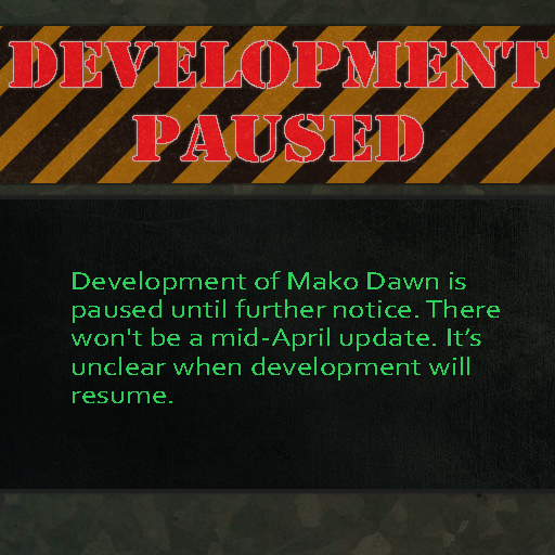 Development Paused