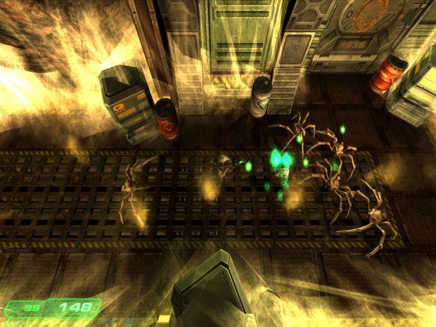 Z-hunter level's 3-5 screen shot's
